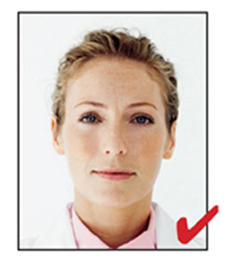 OET - Photo ID guidelines