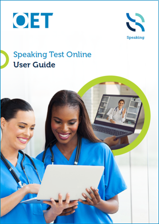 Speaking Test Online User Guide